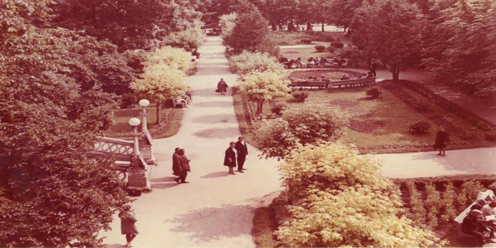 парк Трускавець