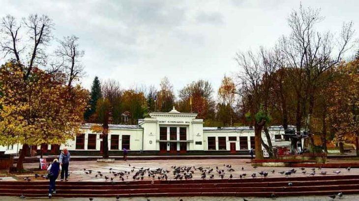 бювет в Трускавці
