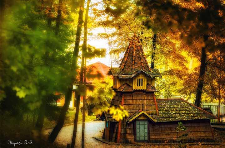 погода в Трускавці восени