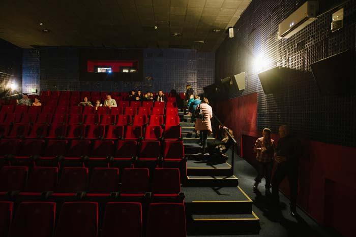 кінотеатр міленіум трускавець