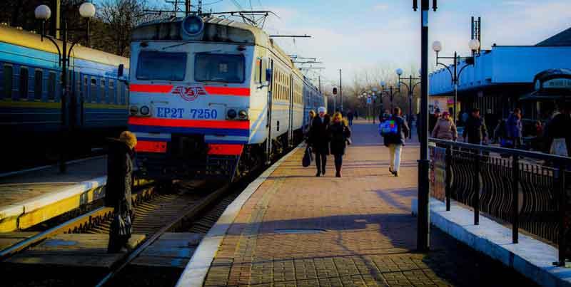 Jak dostać się pociągiem w Truskawiec