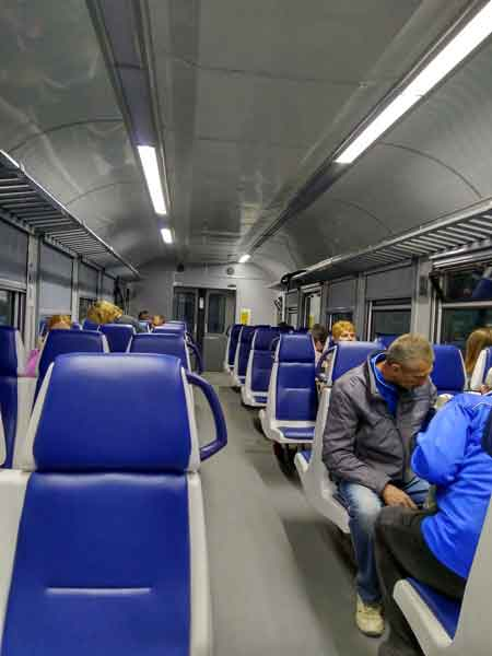 Lwowski pociąg Truskawiec