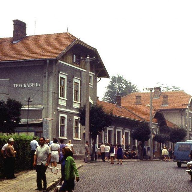 Вокзал Трускавця